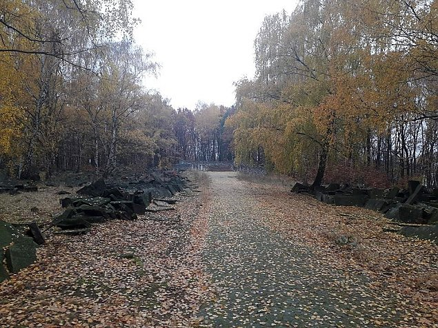 Najbardziej niezwyk³e miejsce na Targówku
