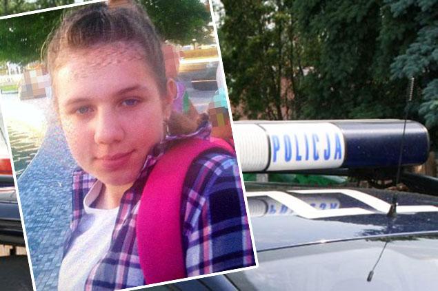 Szukamy 13-letniej Malwiny