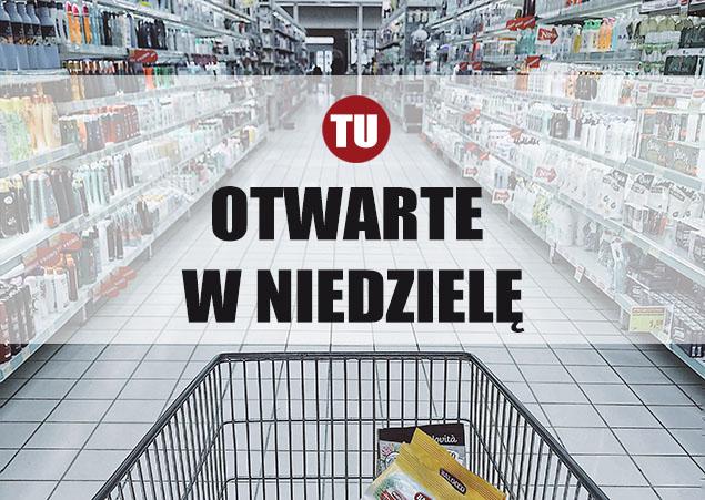 Niedzielne zakupy w Wawrze. Lista sklep�w