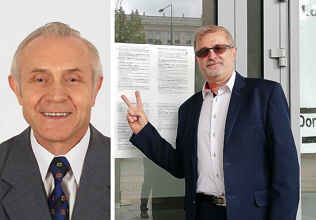 Burmistrz Antonik zostaje, radny Harasim wraca