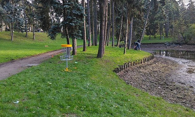 Wawer stolic± disc golfa? Mamy najwiêksze pole w Warszawie