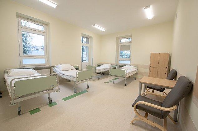 """Nowy oddzia� w Szpitalu Wolskim. """"Nieprawdopodobna zmiana"""""""