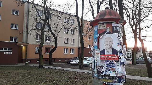 Zakochaj siê w Warszawie: Kandydaci z rolki papieru