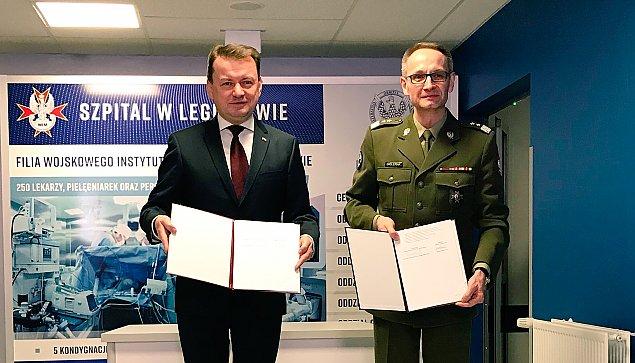 Szpital w Legionowie: umowa podpisana