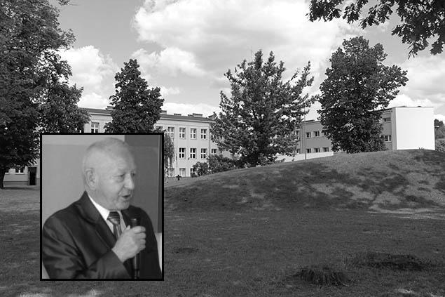 Uczniowie w ¿a³obie. Zmar³ wieloletni dyrektor szkó³ na Targówku