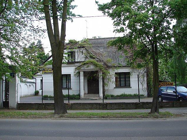 willa Ustronie Oleńki
