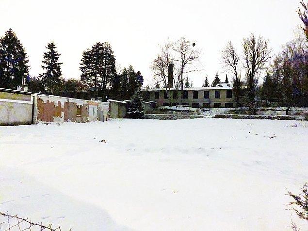 Zabytkowy dom zburzony. Mia� prawie 100 lat