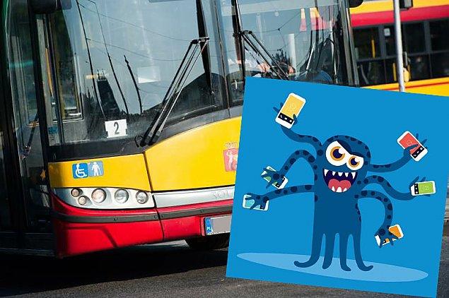 """Czy rozmowa w autobusie to problem? """"Czas co¶ z tym zrobiæ"""""""