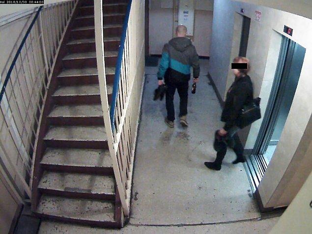 Zabrali buty z klatki schodowej, grozi im wiêzienie