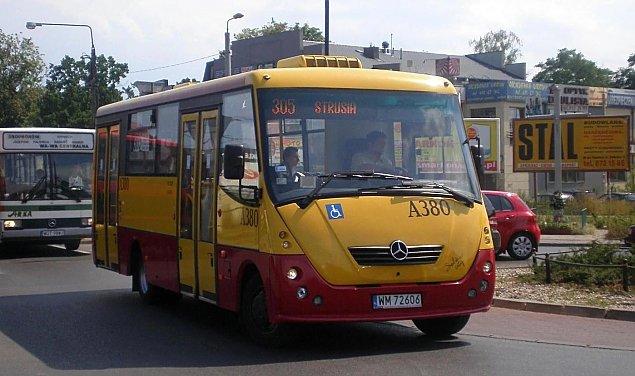 Nowe 305. Autobusy pojad± Alpejsk±