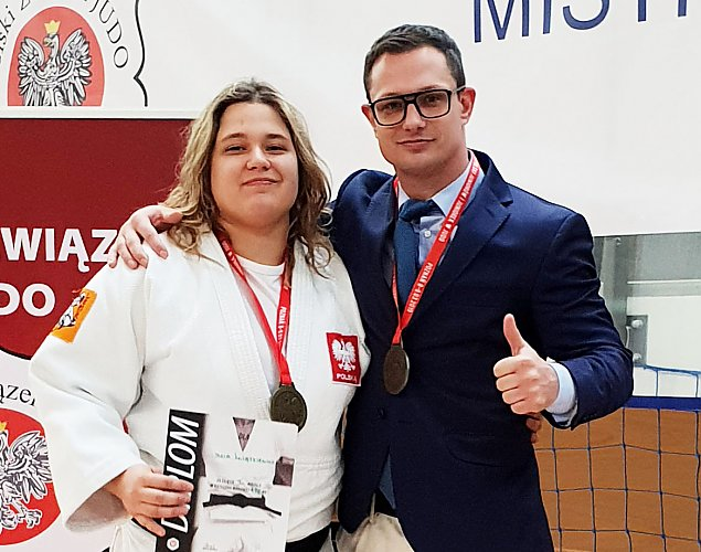 Julia ¦wi±tkiewicz mistrzyni± Polski