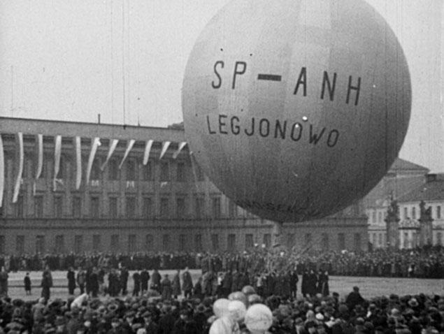 Kr�tka podr� przez 100 lat. Wojsko, kolej i balony