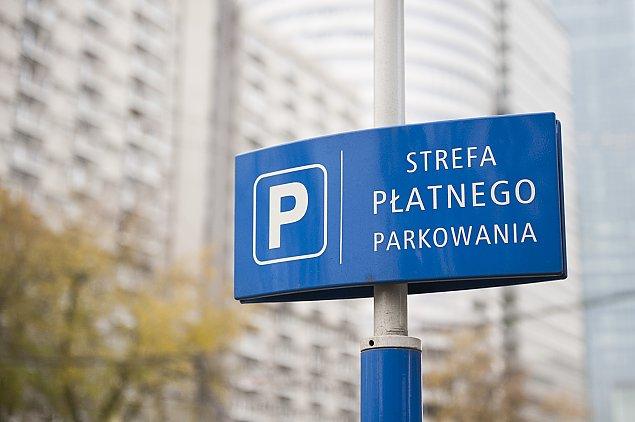 Gdzie zaparkowaæ? Aplikacja wska¿e wolne miejsce