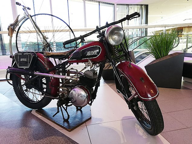 Legendy motoryzacji w Galerii P�nocnej
