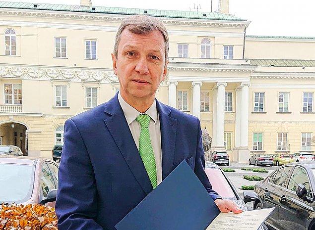 Andrzej Halicki: Pieni�dze unijne zmieniaj� Wawer