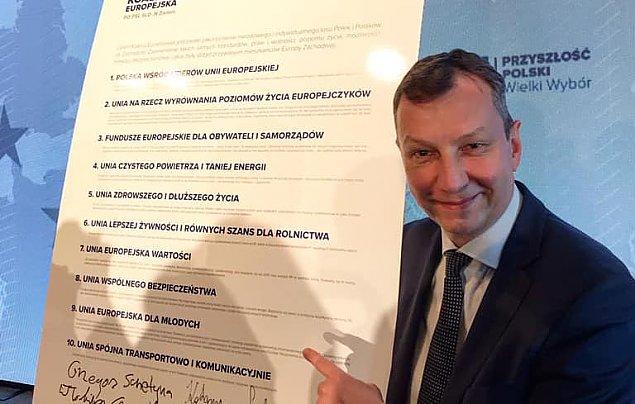 """Andrzej Halicki: chcia�bym powalczy� o """"naziemne metro"""""""