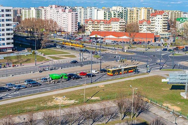 Rusza budowa metra. Osiedle G�rczewska bez tramwaj�w