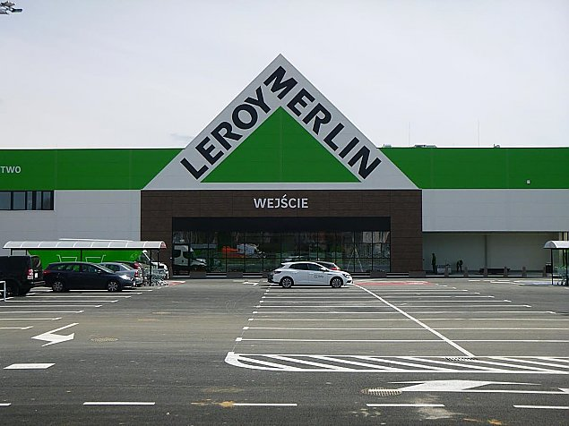 Tu Wawer Nowy Leroy Merlin Przy Marsa