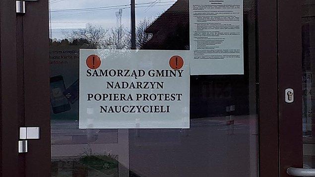 W�jt Nadarzyna: dop�acimy nauczycielom