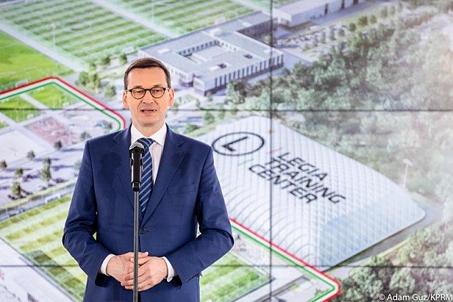Ruszy�a budowa centrum treningowego Legii