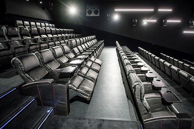 Pierwsze kino na Bielanach. Takiej wygody nie ma nigdzie