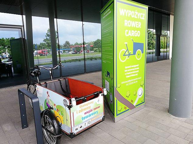 Zr�b zakupy, odwie� rowerem. Czy to b�dzie nowa moda?
