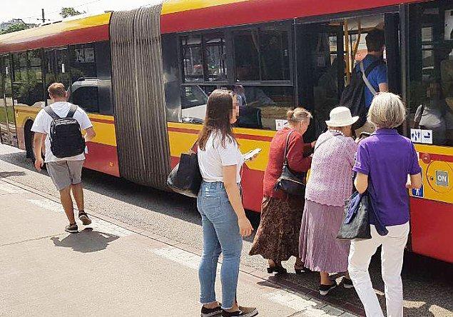 W tramwaju lod�wka, w autobusie piekarnik. O co chodzi?