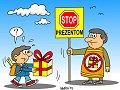 Stop prezentom