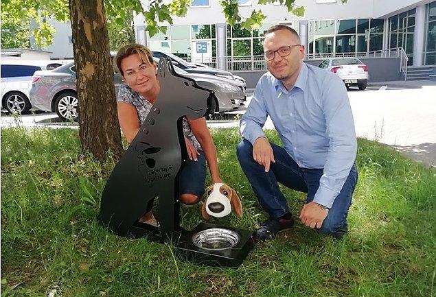 Bemowska szko�a lansu. Burmistrz napoi�a pluszaka