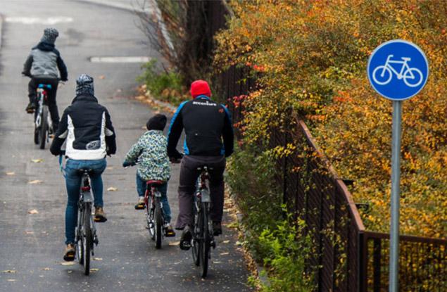 Bezglutenowy rajd rowerowy. Takie rzeczy w Wawrze