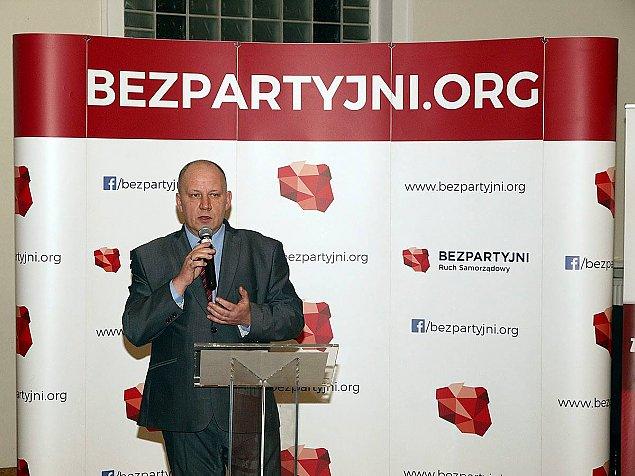 Bezpartyjni samorz�dowcy id� do Sejmu