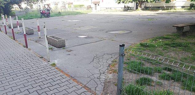 Koniec betonu. To b�dzie naj�adniejsze podw�rko Br�dna?