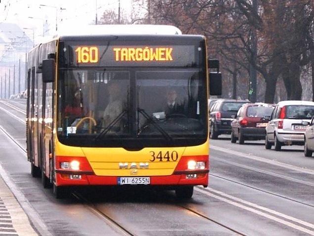 Nowy autobus dla Bia�o��ki. Na Centralny bez przesiadek
