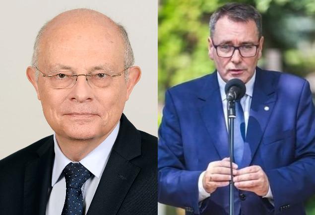 Borowski kontra Jurkiewicz. Kto b�dzie senatorem?