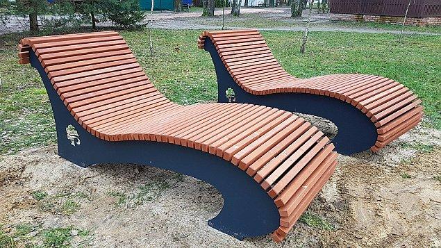 """Relaks w parku G�rczewska. """"Skorzystamy przez ca�y rok"""""""