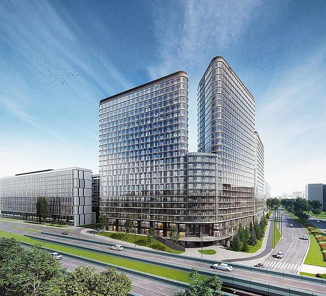 Gigant JW Construction. 25 pi�ter, 900 mieszka�