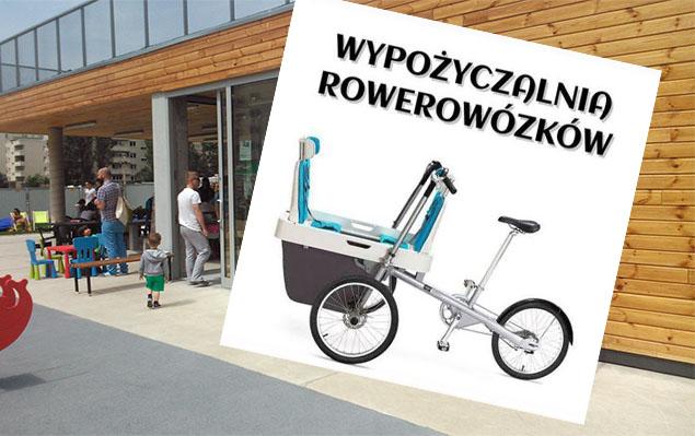 Rodzinne rowery na Bemowie. Bezp�atna wypo�yczalnia