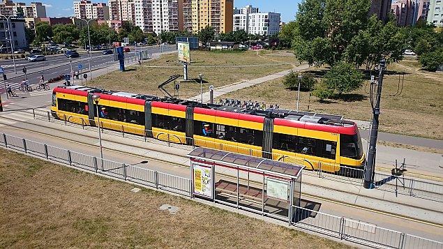 Radna kontra tramwaje. Za bardzo ha�asuj�?