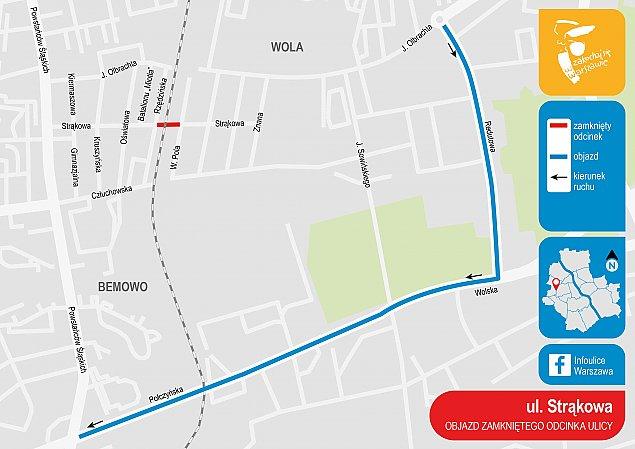 Zamkn� dwa wyjazdy z Bemowa