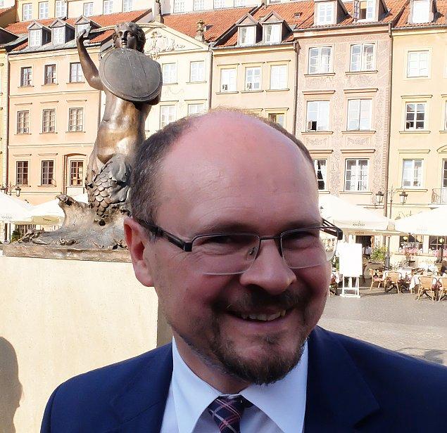 Krzysztof Robert G�rski: Sprawy stolicy powinny by� dostrzegane w parlamencie