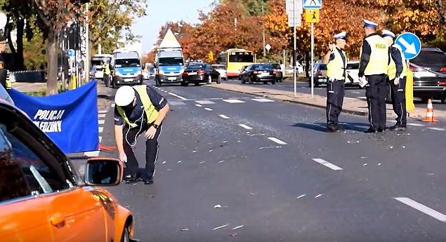 Tragiczny wypadek. Policja szuka �wiadk�w