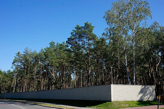 """Postawi� mur i tnie las. """"Jeste�my poruszeni samowol�"""""""