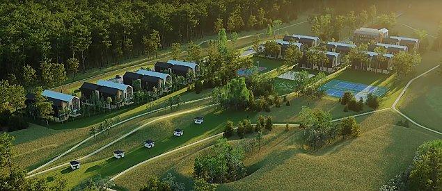 """Domy przy Lesie Bemowskim. Inwestor: """"To przyjazny �rodowisku projekt"""""""