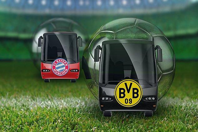 Rywalizacja Bayernu Monachium z Borussi� Dortmund