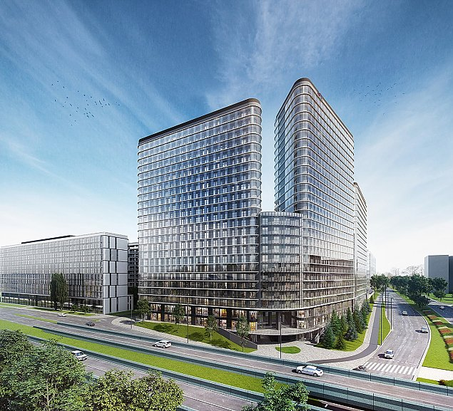 Gigant JW Construction. Biznes kwitnie