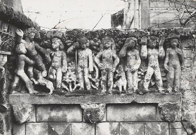 Czarodzieje cementu. Niezwyk�e rze�by z Bielan
