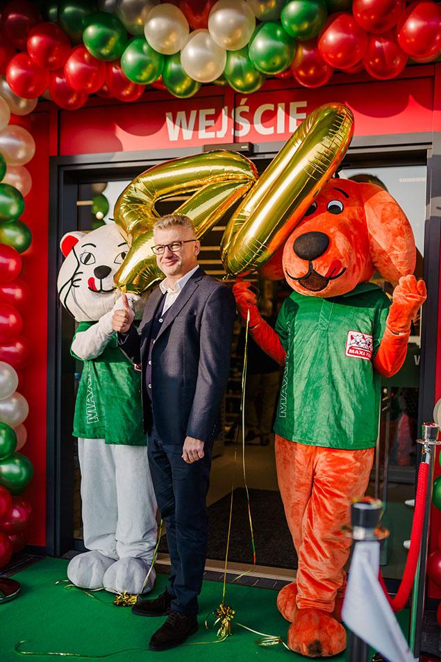 Nowy Maxi Zoo przy Ostrobramskiej. Wyj�tkowy sklep