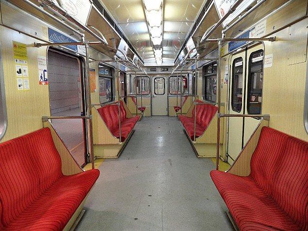 "Nowe siedzenia w metrze. B�d� ""wandaloodporne"""