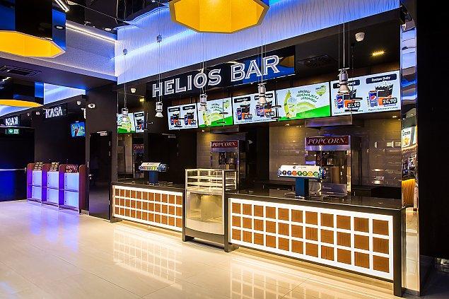 Kino Helios od �rodka. Sprawd� ceny bilet�w