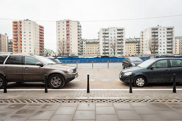 Koniec z rozlewiskami. Parking już gotowy